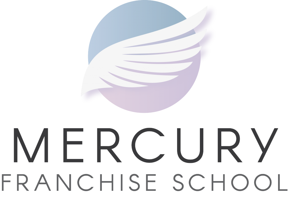 Mercury Franchise School Logo