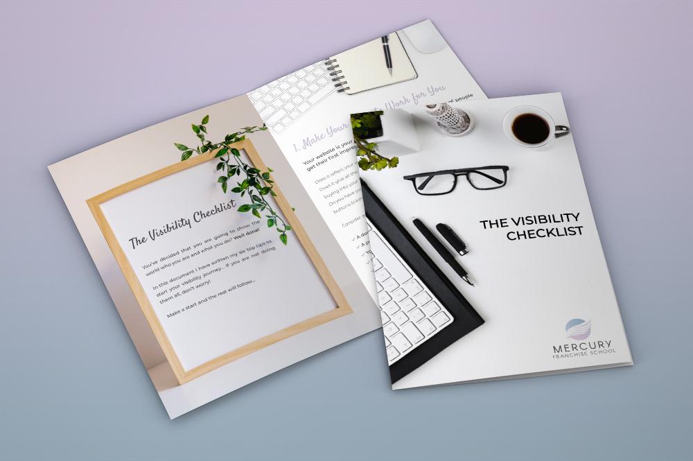The Visibility Checklist