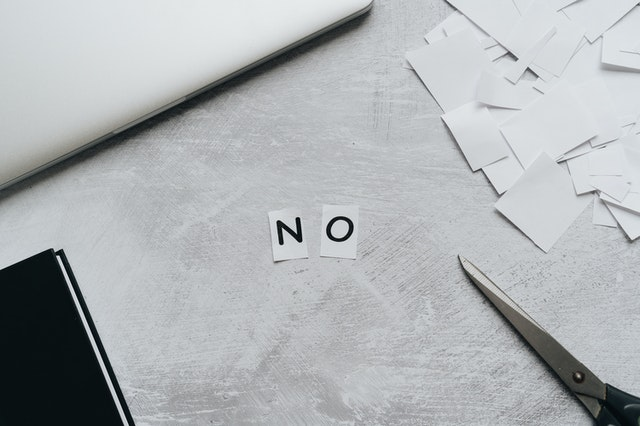 How Business Owners Should Say No