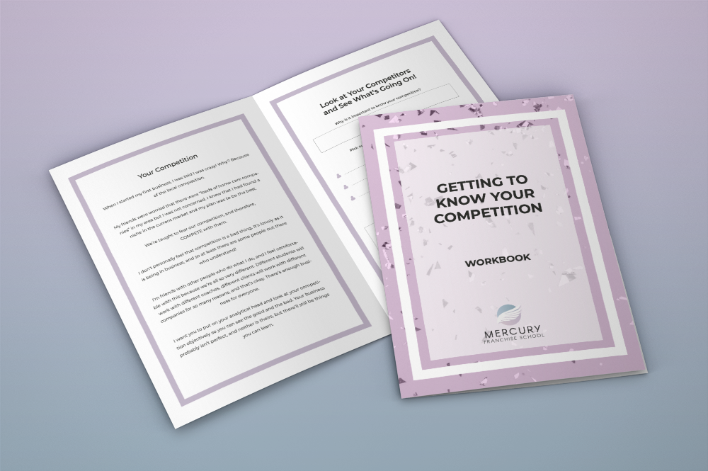 Competitor Research Workbook