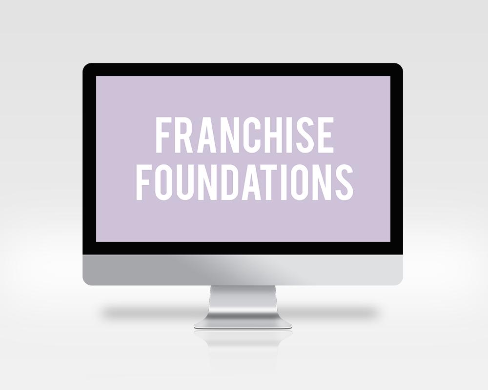 Franchise Foundations Programme