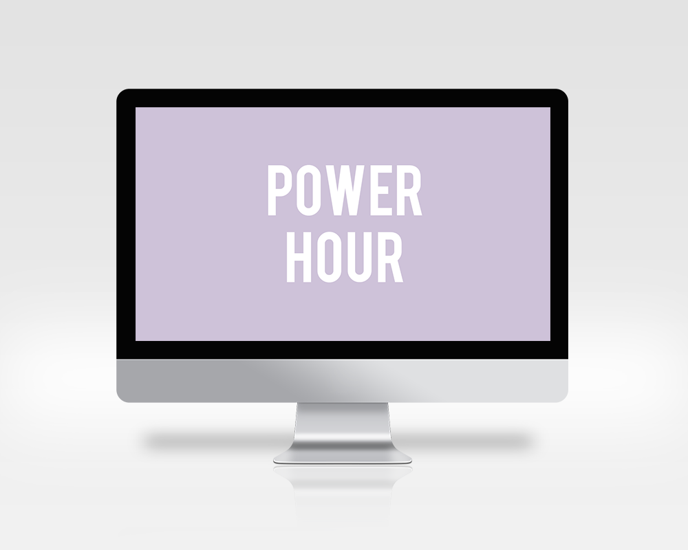 Power Hour Programme
